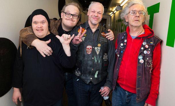 Toni Välitalo, Sami Helle, Kari Aalto ja Pertti Kurikka noteerattiin jälleen kansainvälisesti.