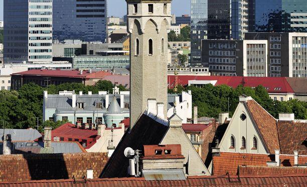 Monissa Lux Espressin lähdöissä Pietarista Tallinaan ja Tallinnasta Pietariin saattaa ilmetä kaikenlaisia ongelmia. Kuvituskuva Tallinnasta.