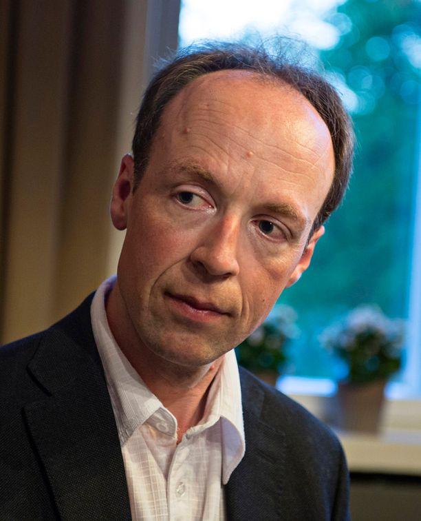 Jussi Halla-aho ei usko, että EU:hun onnistutaan luomaan yhteinen turvapaikkapolitiikka.