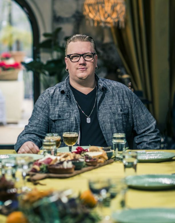 Omaa levy-yhtiötään pyörittävä Arttu Wiskari ei ole pitänyt lomaa seitsemään vuoteen.