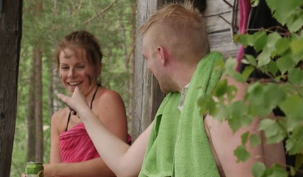 Ronin mielestä suhde Tanjaan on ollut aika lailla kaveritasolla.