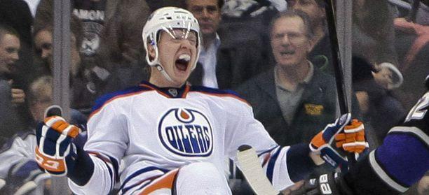 Lennu Petrellin riemulla ei ollut rahoja, kun avausmaali NHL:ssa syntyi.