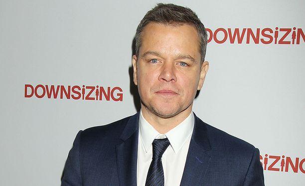 Matt Damonilla on suomalaisia sukujuuria. Hänen äidin isänsä on kotoisin Suomesta.