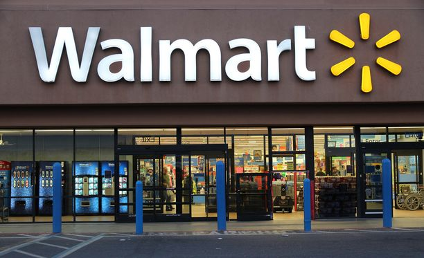 Walmart on maailman suurin vähittäismyyjä ja liikevaihdoltaan maailman suurin yritys.