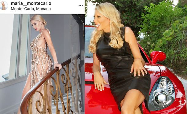 Nykyään Maria Alanen vaikuttaa Monacossa timanttibisneksen parissa.