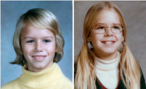 Katherine ja Sheila Lyon katosivat vuonna 1975.