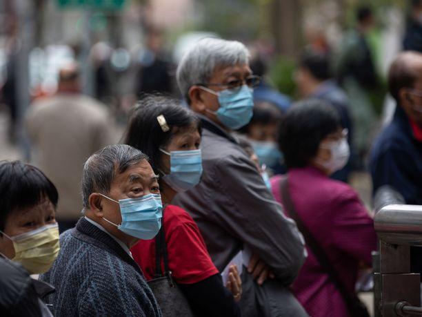 Kiinassa on todettu jo yli 40 000 koronavirustartuntaa.