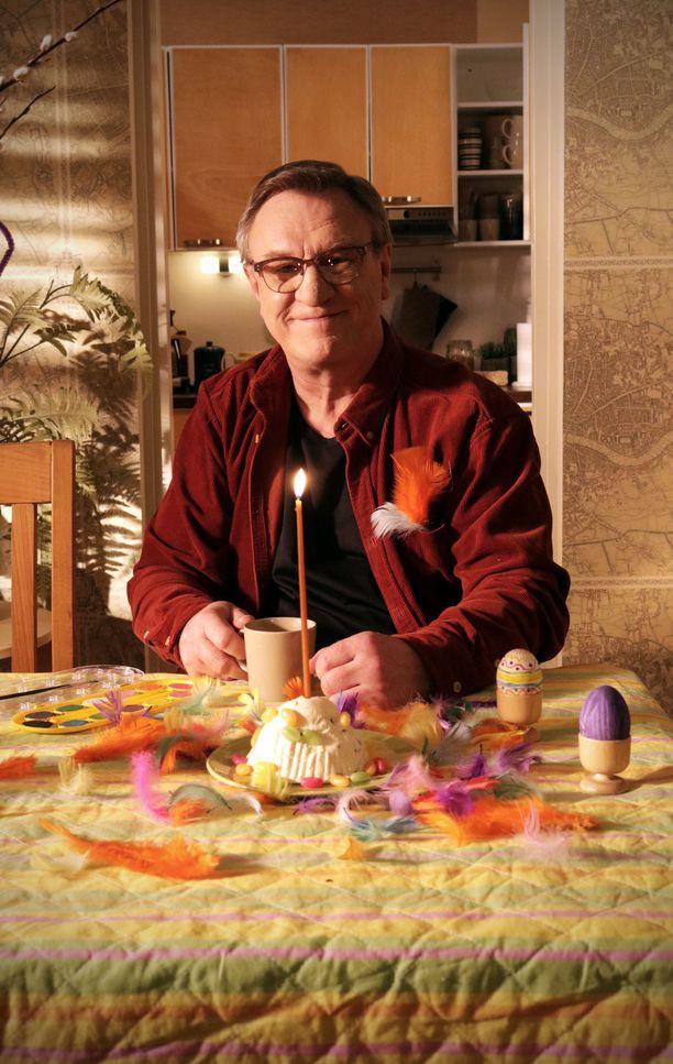 Esko Koverolle pääsiäinen on vuoden tärkein juhla, ja silloin pohditaan etenkin toivon merkitystä elämässä.