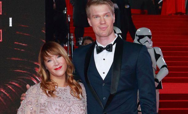 Star Wars -tähti Joonas Suotamo sai esikoisensa helmikuun alussa.
