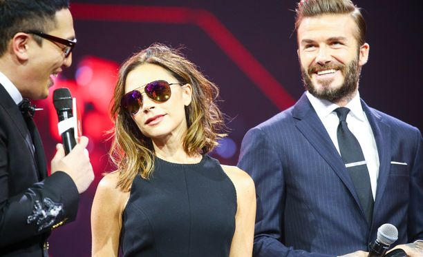 Beckhamit ovat olleet naimisissa jo 18 vuotta.
