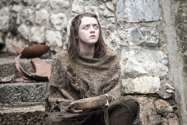 Williams tunnetaan roolistaan Arya Starkina. Hän on näytellyt vuonna 2011 alkaneessa sarjassa alusta asti.