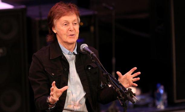 Paul McCartney keksi idean Let it be -hitille unesta, jossa edesmennyt äiti antoi hänelle viestin unessa.