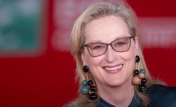 Meryl Streep sai huomata, että Trumpille hyökkäys on paras puolustus.