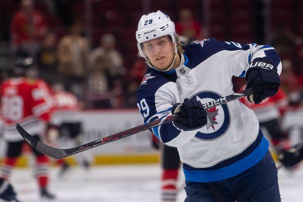 Patrik Laine on NHL:n parhaimpia maalintekijöitä.