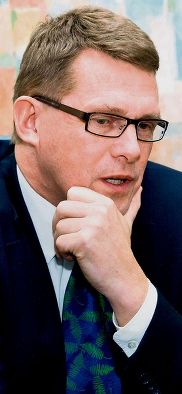 Pääministeri Matti Vanhanen oli Vantaan kaupungin vieraana ja sai tuhdin selvityksen Vantaan alueen liikennehankkeista, joihin tarvitaan valtion rahaa.