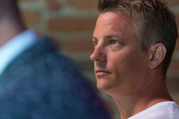 Kimi Räikkönen on Vuoden autourheilija.