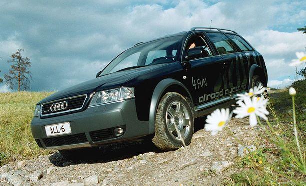 Quattro-nelivedolla varustettuja Audeja on valmistettu jo kahdeksan miljoonaa.