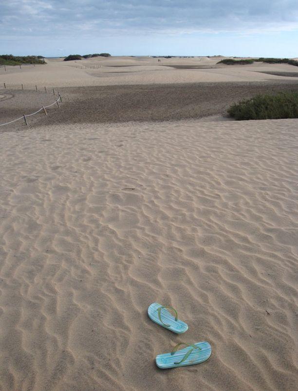 Maspalomasin hiekkadyynit