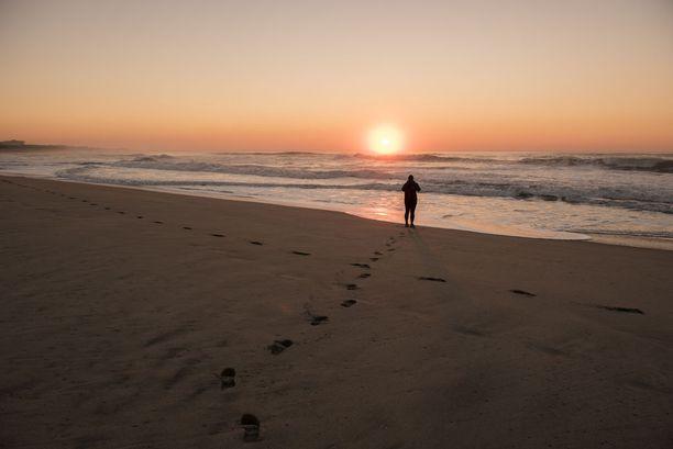 Kauniilla rannoilla pääsee irti arjesta.