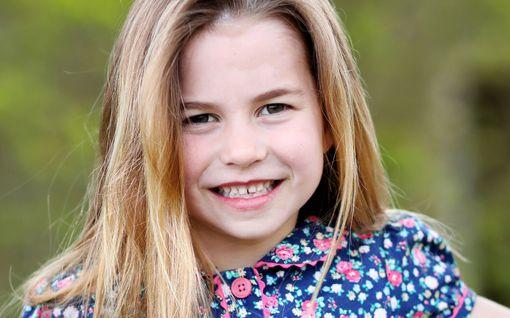 Prinsessa Charlotte, 6, aiheutti muotivillityksen