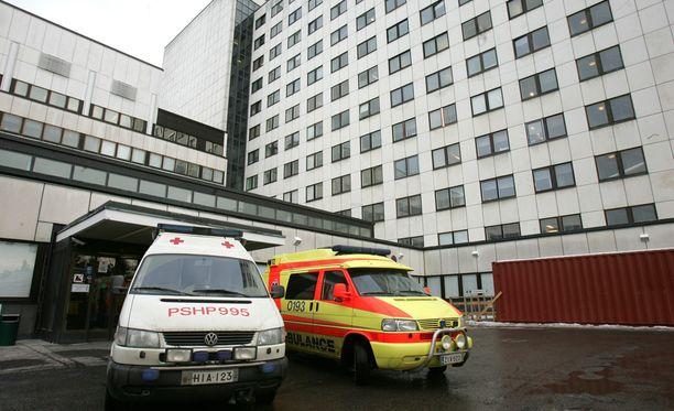 Tuberkuloosin saanut on parhaillaan hoidossa Tampereen yliopistollisessa sairaalassa. Arkistokuva.