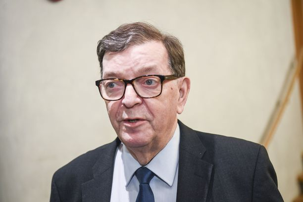 Suomalaisen politiikan kestovaikuttaja Paavo Väyrynen ei tullut valituksi tällä kertaa eduskuntaan.