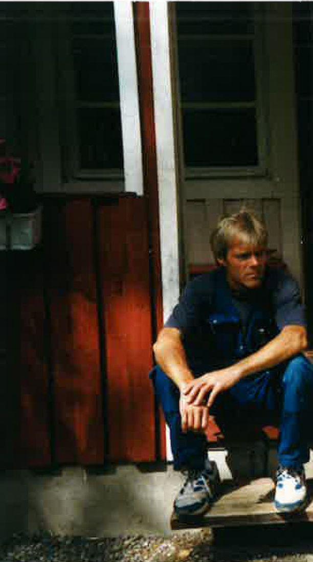 Oletko nähnyt tätä miestä? Keijo Vainikka katosi Tampereen Kissanmaalla sijaitsevasta asunnostaan vuonna 2005.