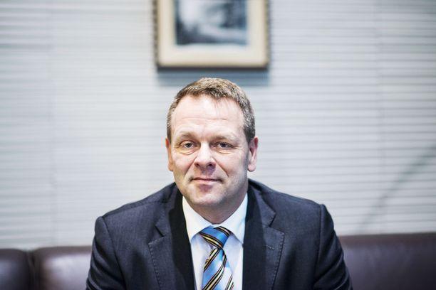 Jan Vapaavuori on kokoomuksen ehdokas Helsingin pormestariksi.