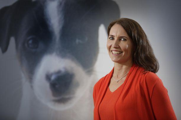 Heini Pirttijärvi on työskennellyt aiemmin myös Evidensia Eläinlääkäripalveluiden toimitusjohtajana.