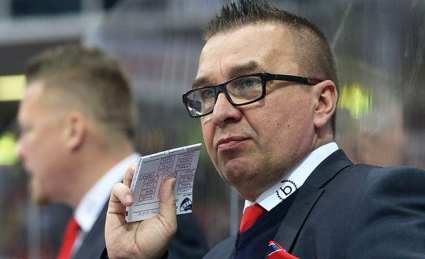 Ari-Pekka Selinin mukaan HIFK:n pitää kasvattaa nälkää ja kiimaa.