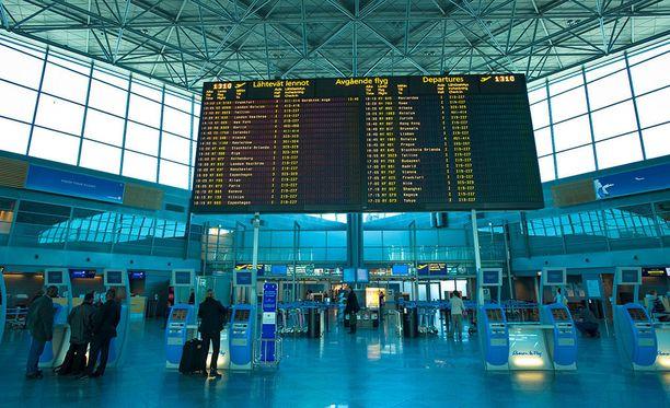 Helsinki-Vantaan lentoasema sai jälleen kiitosta.