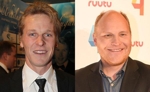 Toni Nieminen ja Kalle Palander löivät osaamisensa samaan pakettiin.