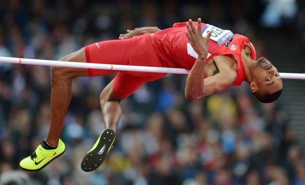 Jamie Nietoa kuvaillaan korkeushypyn ilopilleriksi.