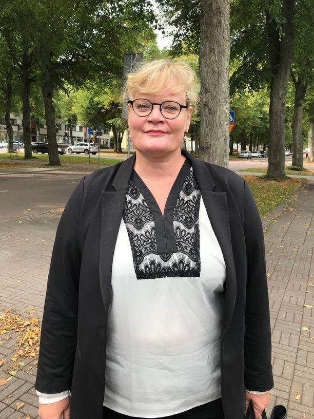 Ahvenanmaan maakuntapäivien jäsen, Karin Sjögren (lib) arvostaa Suomen ja Ruotsin panosta maakunnan neutraliteetin turvaamisessa.