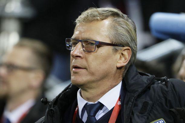 Markku Kanerva oli hyvin perillä Suomen cupin joukkueiden tämänhetkisestä tilasta.
