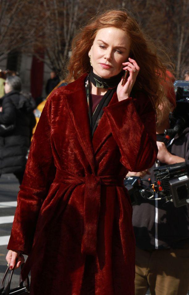 Nicole Kidman on naimisissa Keith Urbanin kanssa.  Pariskunnalla on kaksi lasta. Kidmanilla on myös kaksi lasta ensimmäisestä avioliitostaan.