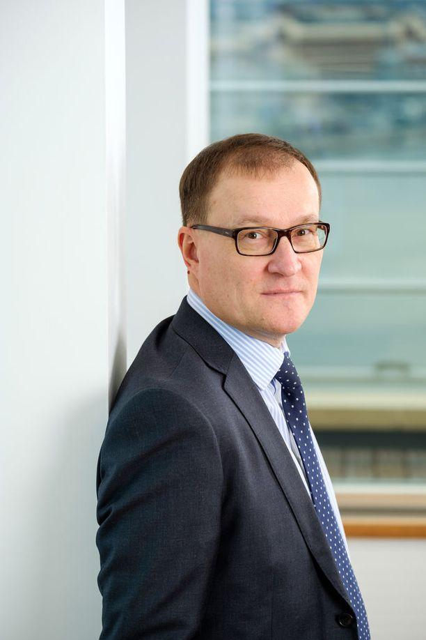 Jukka Palokangas on Teknologiateollisuuden pääekonomisti.