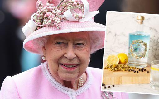 Kuningatar Elisabethin puutarhasta kerättiin luonnonaarteita – nyt niitä myydään gininä
