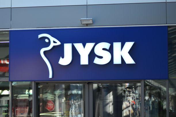 Jysk on tanskalainen huonekalukauppaketju, jolla on myymälöitä myös ympäri Suomea.
