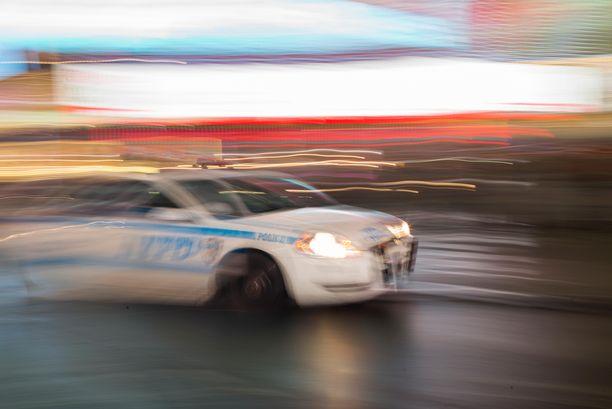 Ampuja iski juhliin New Yorkin osavaltiossa. Kuvituskuva.