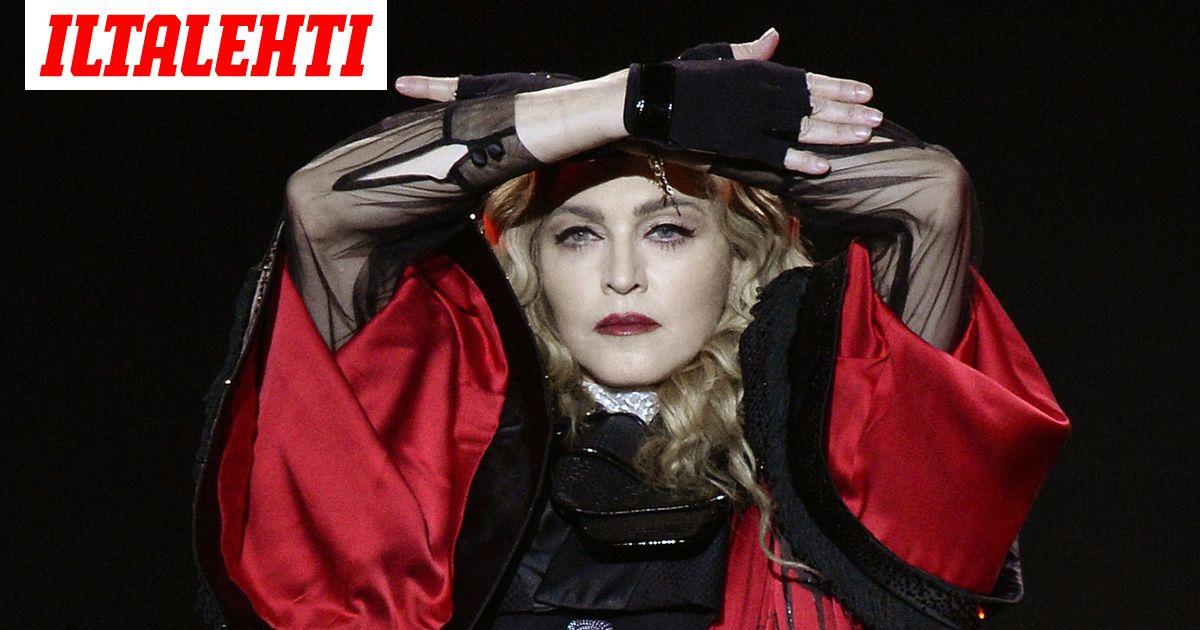 Madonna Euroviisut