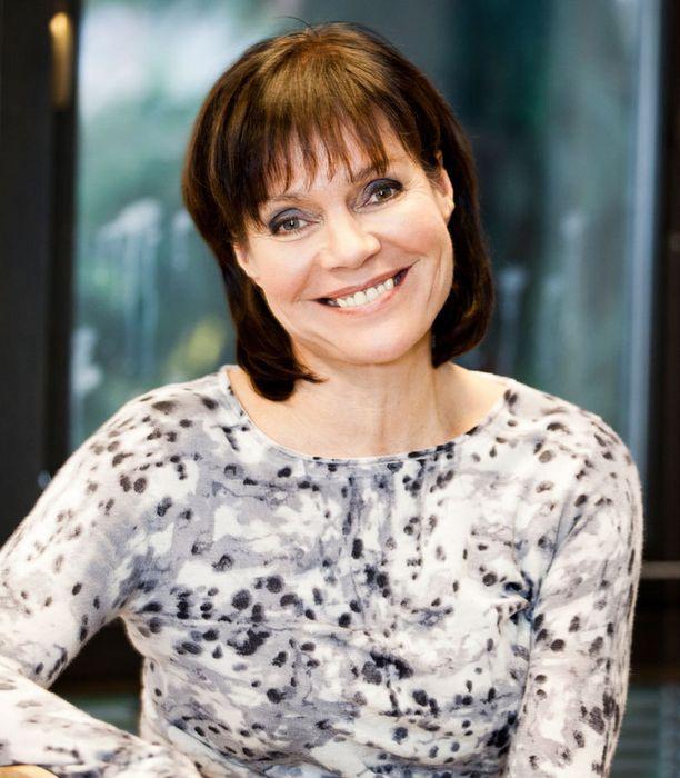Lena Meriläinen tunnetaan parhaiten Kotikadun Eeva Mäkimaana.