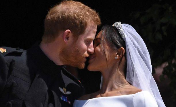 Meghan ja Harry ottivat Dianan huomioon muun muassa hääkimpussa.