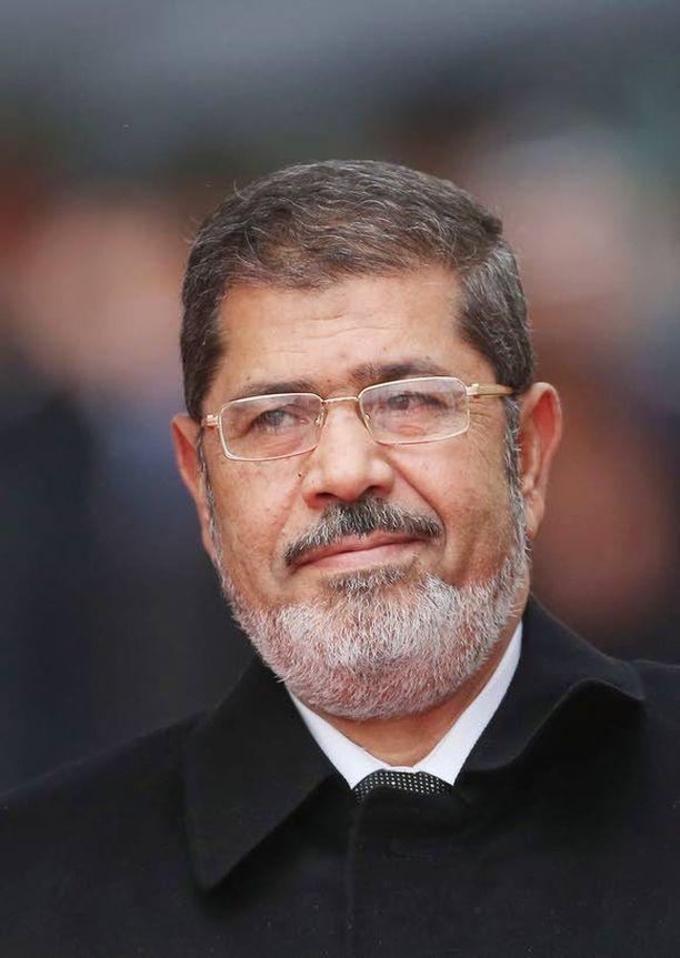 Egyptin presidentti Mohammed Mursi nousi valtaan arabikevään heittämänä, mutta vallankumous jatkuu.