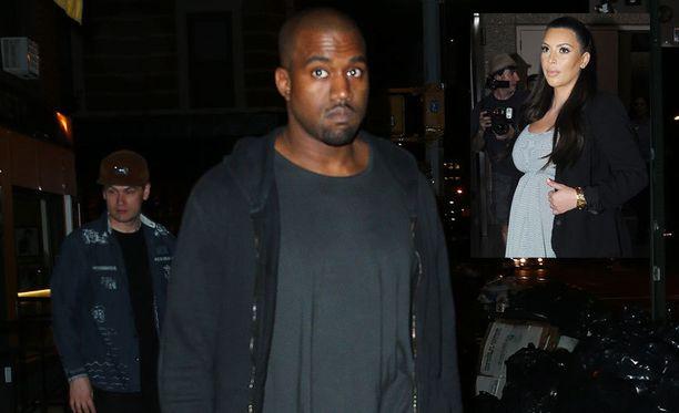 Kanyen tyttöystävän tiedottaja kiistää väitteen. Kanye itse ei ole ottanut siihen kantaa.