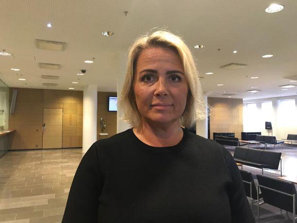 Kaisa Liski käy ex-työnantajansa kanssa työriitaa tällä hetkellä hovioikeudessa.