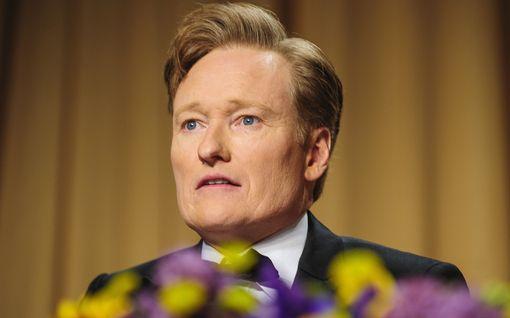 Conan O'Brienin ohjelma lopetetaan kesäkuussa – 28-vuotiaan uran päätös