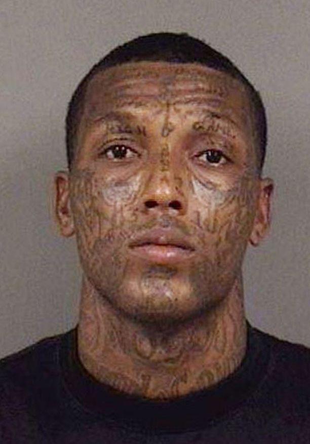 Jamel Dunn hukkui teinien silmien edessä Floridassa.