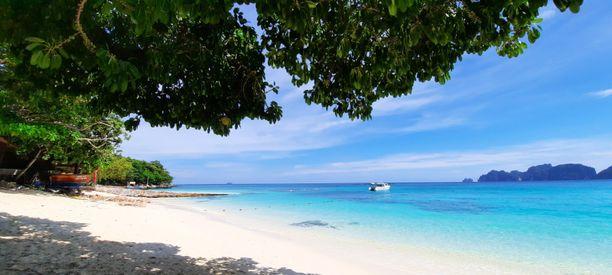 Phi Philtä löytyy muutenkin rauhallisia rantoja. Tänä vuonna ne ovat olleet poikkeuksellisen hiljaisia.