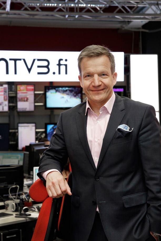 """Toimitusjohtaja Heikki Rotkon mukaan yhtiö joutuu """"markkinatilanteesta johtuen tekemään myös kipeitä ratkaisuja""""."""